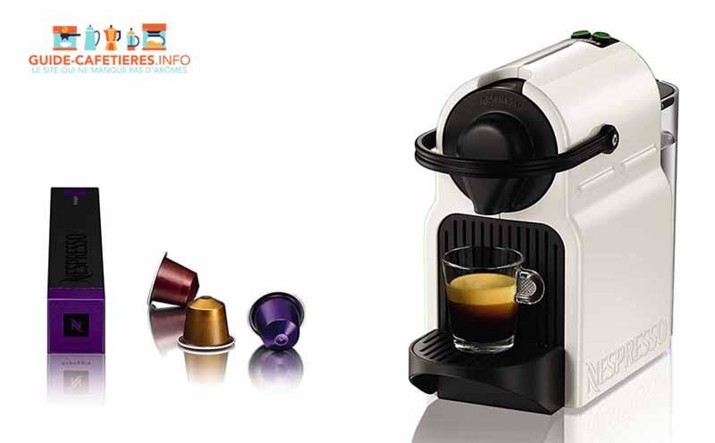 Comparatif guide cafétière à capsule