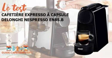 DeLonghi Nespresso EN85-B