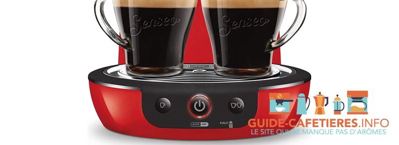 machine à café senseo pas chère HD7829/81
