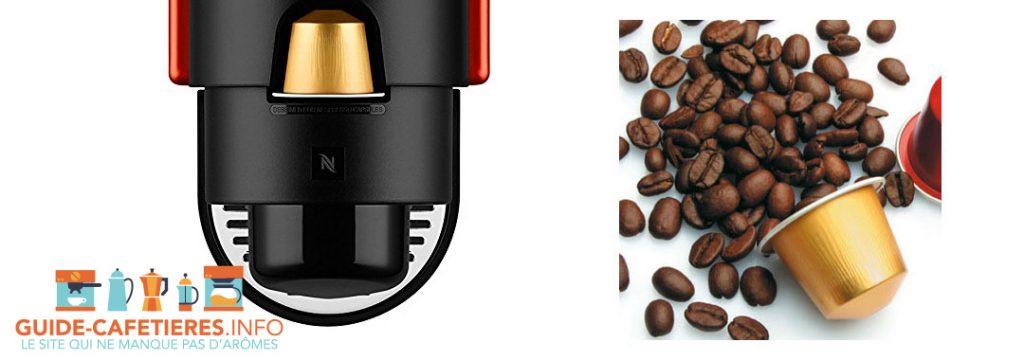 Machine à café à capsules Krups XN 3006 Nespresso Pixie