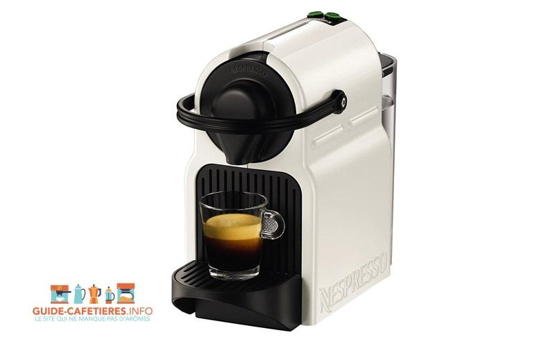 Cafetière expresso à capsules Nespresso Krups Inissia YY1530FD