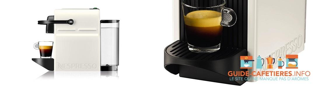 cafetière Nespresso Krups Inissia YY1530FD