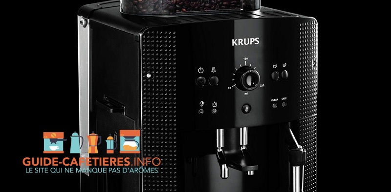 Krups YY8125FD Machine à Expresso Automatique