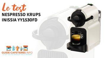Nespresso Krups Inissia YY1530FD