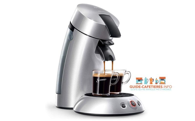Cafetière expresso à dosettes Philips Senseo HD7818/51