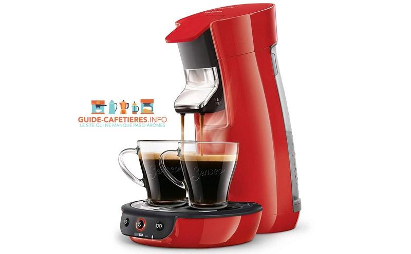 Cafetière Philips Senseo HD7829/81