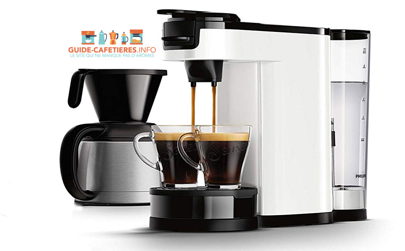 Cafetière expresso Philips Senseo Switch