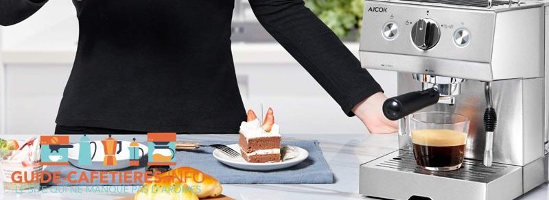 cafetière expresso Aicok