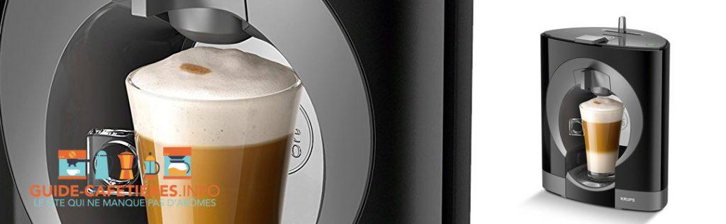 Machine à café à capsules Krups Nescafe Dolce Gusto Oblo